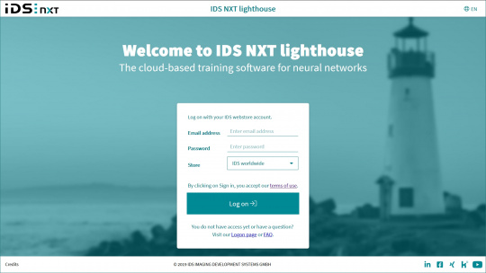 IDS NXT lighthouse Login