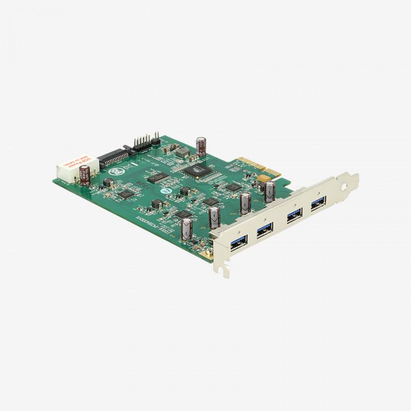 USB 3 PCI Express卡,四口(89325)