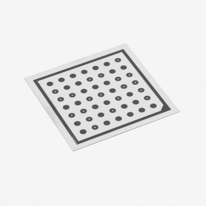 Ensenso标定图案,70 mm,光栅为7.5 mm