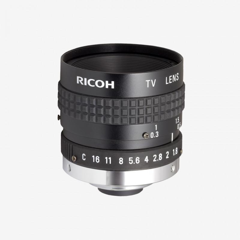 """镜头, RICOH, FL-BC1218A-VG, 12.5mm, 1"""""""