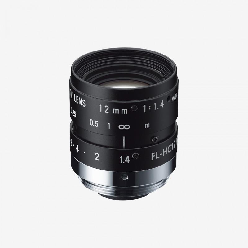 """镜头, RICOH, FL-HC1214-2M, 12mm, 1/2"""""""