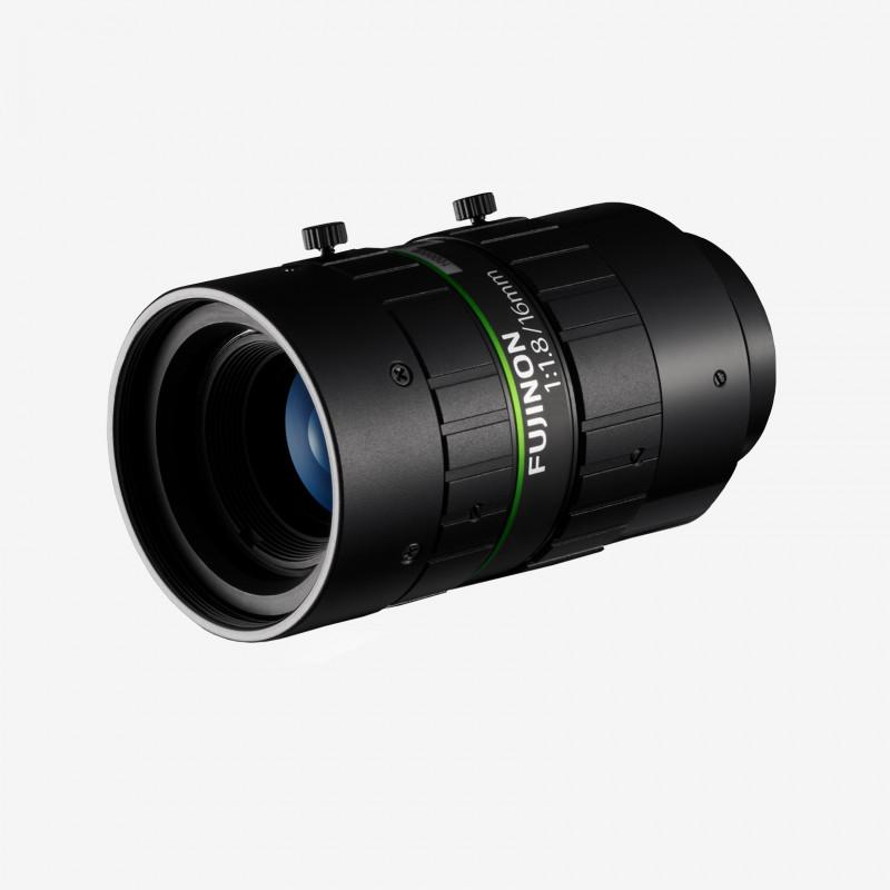 """镜头, Fujifilm, HF1618-12M, 16 mm, 2/3"""""""