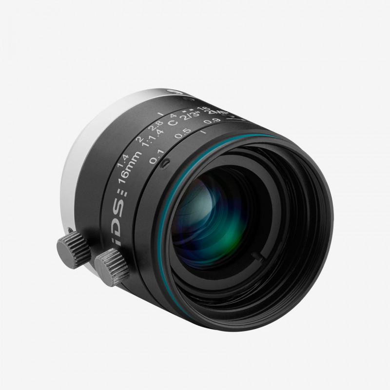 """镜头, IDS, IDS-2M23-C1614, 16 mm, 2/3"""""""