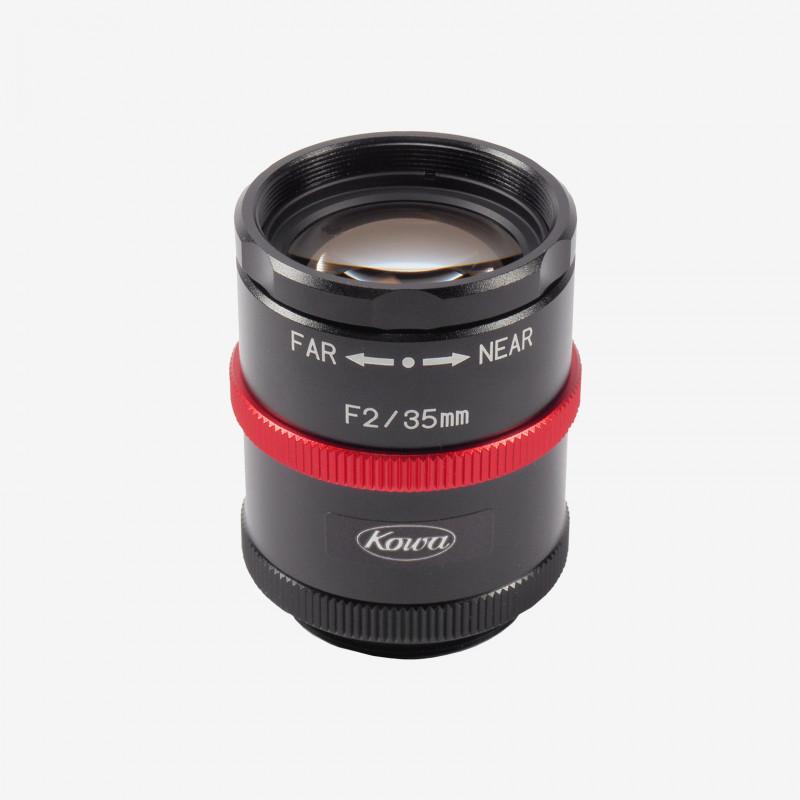 """镜头, Kowa, LM35JCM-WP, 35 mm, 2/3"""""""