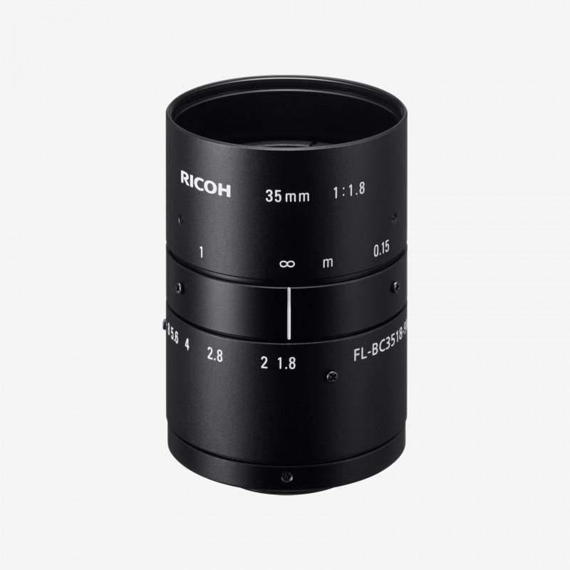 """镜头, RICOH, FL-BC3518-9M, 35mm, 1"""""""