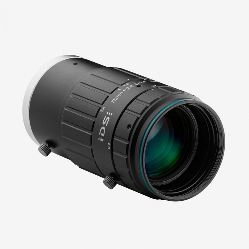 """镜头, IDS, IDS-10M11-C7528, 75 mm, 1.1"""""""