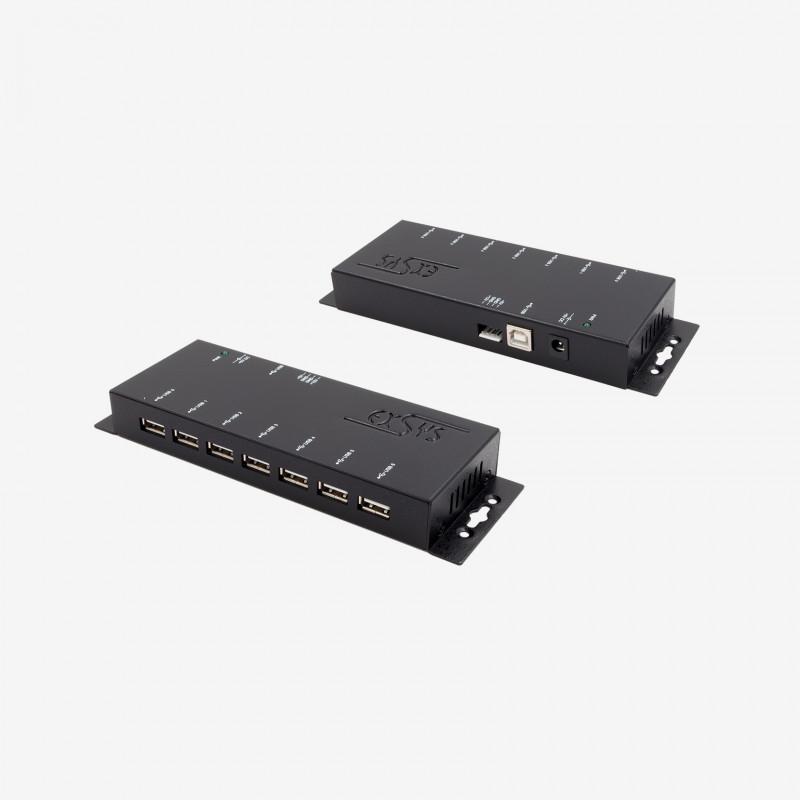 IDS USB 2.0 Industrial Hub, Exsys EX-1178, AL00049