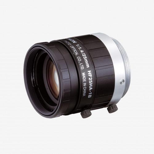 "Objektiv, Fujifilm, HF25HA-1S, 25 mm, 2/3"" C-Mount. 2/3"". 25 mm. Fujifilm. AE00265"