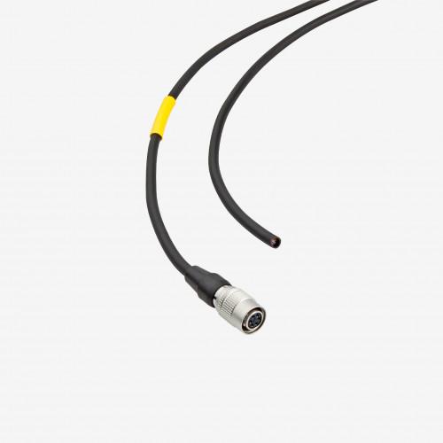 I/O+供电,标准电缆,直式,5米