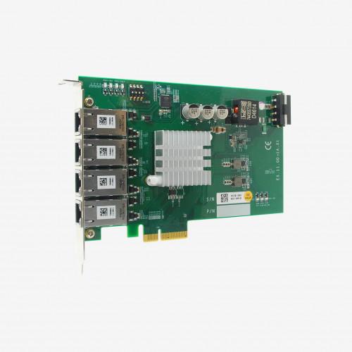 Neousys PCIe-PoE354 X 4个接口