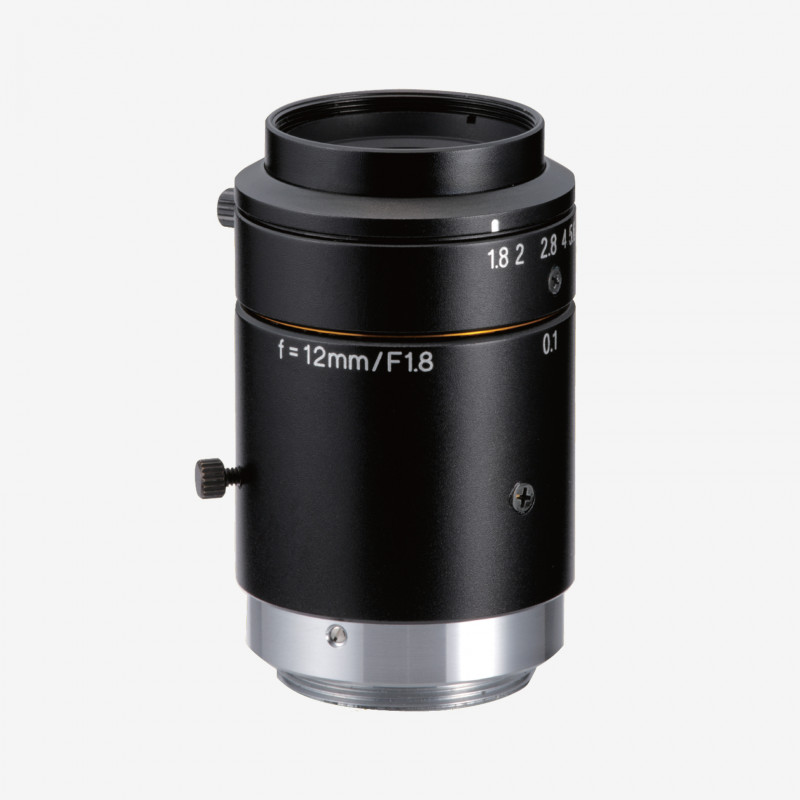 "镜头, Kowa, LM12JC10M, 12mm, 2/3"""