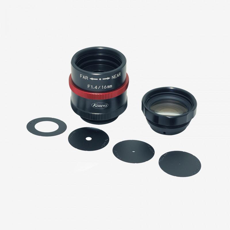 """镜头, Kowa, LM16JCM-WP, 16 mm, 2/3"""""""