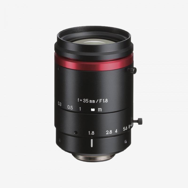 """镜头, Kowa, LM35FC, 35 mm, 1.1"""""""