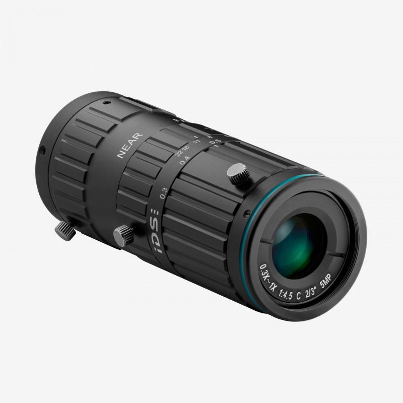 "镜头, IDS, IDS-5M23-C3X45, 3x Zoom, 2/3"""