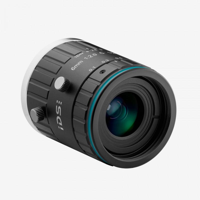 """镜头, IDS, IDS-5M12-C0620, 6 mm, 1/2"""""""