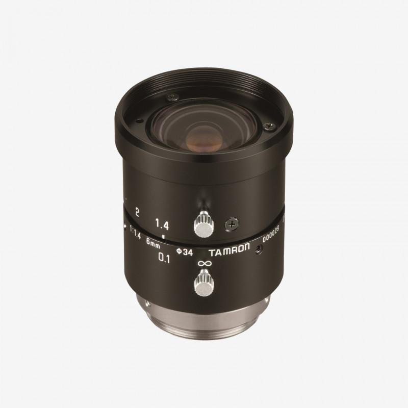 """镜头, Tamron, M118FM06, 6mm, 1/1.8"""""""