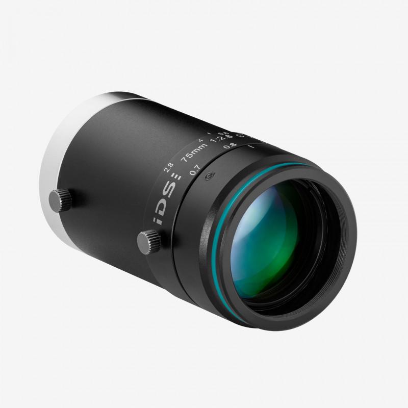 """镜头, IDS, IDS-2M23-C7528, 75 mm, 2/3"""""""