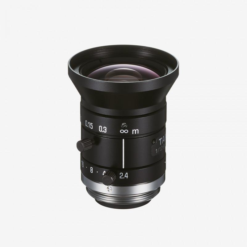 """Lens, Tamron, M112FM08, 8 mm, 1/1.2"""" C-Mount. 1/1.2"""". 8 mm. Tamron. AE00211"""