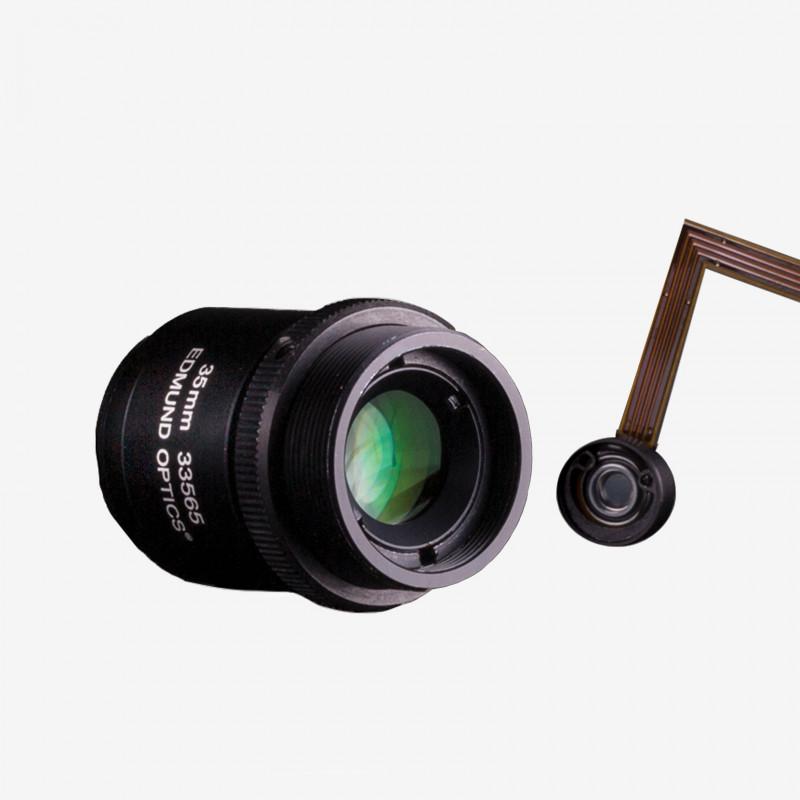 """镜头, Edmund, TECHSPEC Cx 系列, 35 mm, 2/3"""""""
