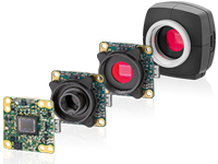 CMOS cameras with USB 3.1 Gen 1 and USB Type-C connector